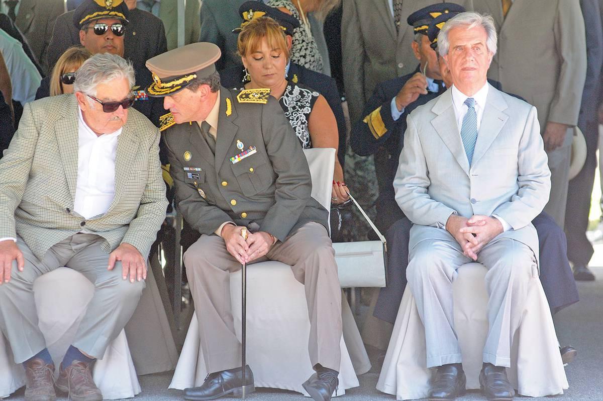 Guiños políticos del MPP a Manini Ríos