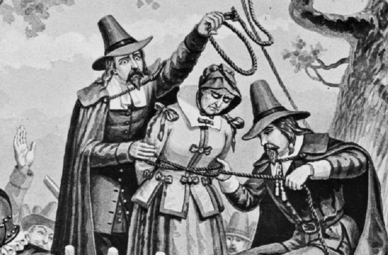 Resultado de imagen para Fotos de Juicios de Salem