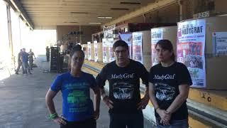 Solidaridad obrera desde Argentina con trabajadores de Montevideo Gas