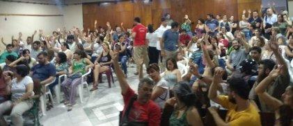 Suteba Ensenada sigue apostando a construir un sindicato combativo