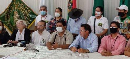 Se divide la derecha boliviana tras la detención de Añez