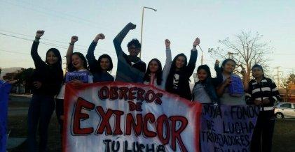Palpalá: obreros y estudiantes unidos y adelante