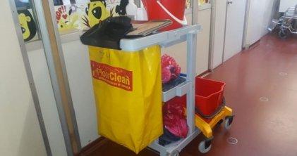 Confirman COVID-19 positivo a trabajadora de limpieza del Hospital Garrahan