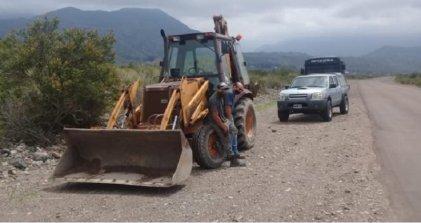 Ordenan el desalojo de 200 familias de Villa Mesón en Potrerillos