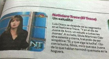 En la semana del #NiUnaMenos, el machismo de Clarín