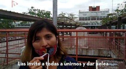 [Video] Las trabajadoras del Garrahan exigimos el derecho a cuidar de nuestros hijos