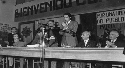 El movimiento estudiantil marplatense de Cámpora a Perón