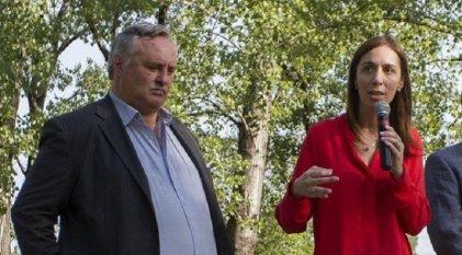 Vidal incorpora Intendente peronista al gabinete provincial
