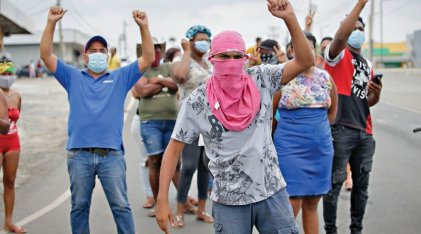 Aumentan protestas por el hambre y el desempleo en Panamá