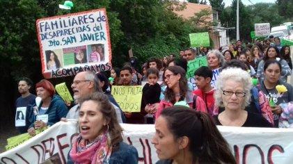 Marcharon en San Javier por Silvia Gallardo: lleva cinco años desaparecida y sin justicia