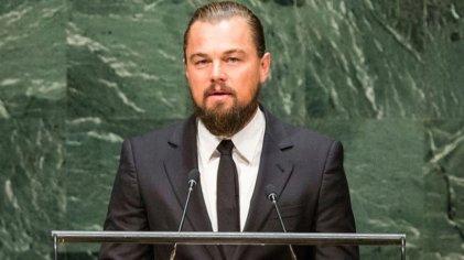 Leonardo DiCaprio dona cinco millones de dólares para luchar contra los incendios de la Amazonia