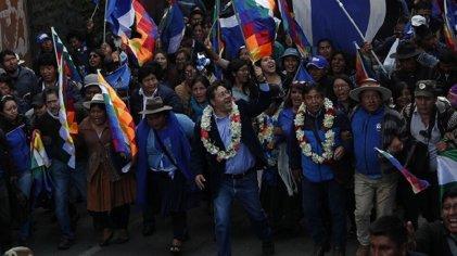 Dos jueces podrían decidir el 5 de octubre la proscripción del MAS en Bolivia