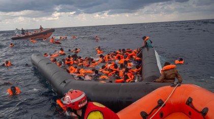 Un nuevo crimen social en el Mediterráneo: 74 migrantes murieron en las costas de Libia