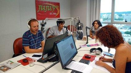 La izquierda en radio-Jujuy: mina El Aguilar ¿Por qué familias en la calle nunca más?