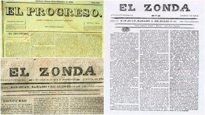La obra periodística de Sarmiento