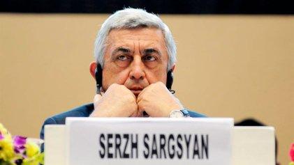 Renunció el primer ministro de Armenia luego de varios días protestas en su contra