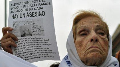 Un tribunal de La Plata dictó la excarcelación para el genocida Wolk