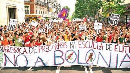 Plan Bolonia: la reestructuración neoliberal de las universidades españolas
