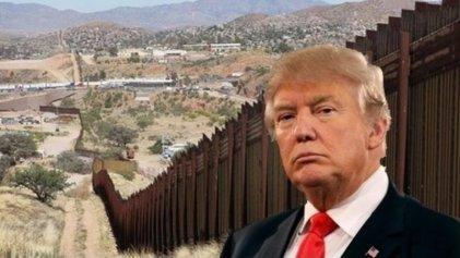 Nuevo chantaje de Trump por financiamiento de muro fronterizo
