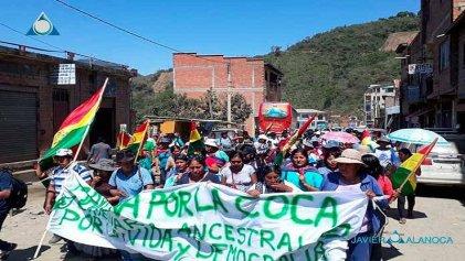Bolivia: nuevas muertes por represión a cocaleros en los yungas paceños