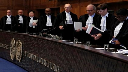 Declaración ante el rechazo de La Haya a la demanda de Bolivia