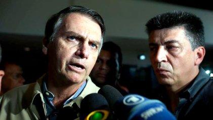 Escándalo por financiamiento ilegal de la campaña de Bolsonaro