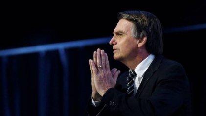 El ultraderechista Bolsonaro será el próximo presidente de Brasil