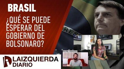 Entrevista: ¿qué se puede esperar del Gobierno de Bolsonaro?