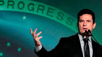Bolsonaro y Sergio Moro: asociación ilícita para profundizar el ajuste