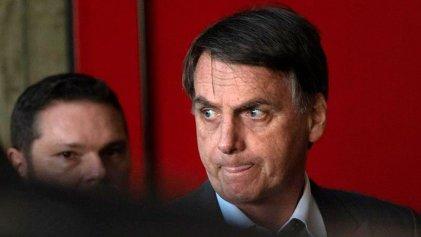 Bolsonaro quiere avanzar en la privatización de Petrobras