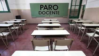 Nuevo paro de los docentes bonaerenses