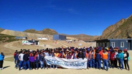 Proyecto Chinchillas: mineros van a paro por tiempo indeterminado