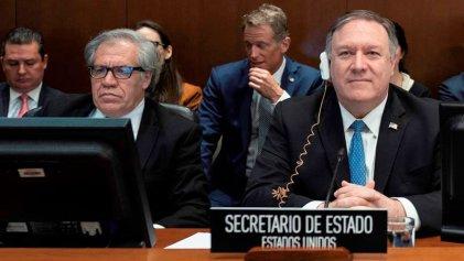 Almagro: la ficha imperialista engendrada por el progresismo