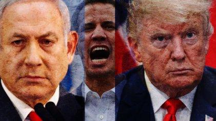 Guaidó quiere restablecer relaciones con el Estado terrorista de Israel