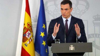 Estado Español: Pedro Sánchez anuncia elecciones generales para el 28 de abril
