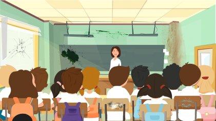 ¿Quiénes son los responsables de la crisis educativa?