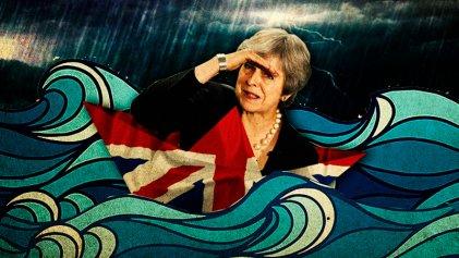 Brexit: naufragio de May e incertidumbre en el Reino Unido
