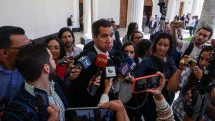 Entre el escándalo de corrupción de los enviados de Guaidó y la podredumbre del gobierno
