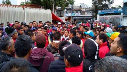 Ciudad de México: trabajadores de Coca Cola levantan paros en cinco plantas distribuidoras