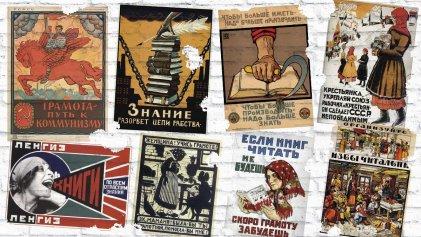 La educación en el país de los soviets