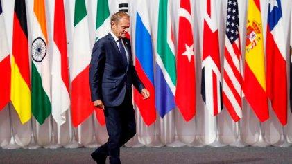 Duras negociaciones por la presidencia de la Unión Europea