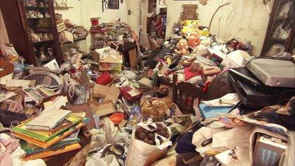 Hoarding o Acumulación: un desorden en las personas que el Capitalismo promueve despiadadamente