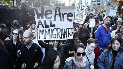 Ahora Trump acosará a 26 millones de inmigrantes legales