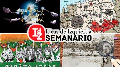 En IdZ: la economía después de diciembre; Alemania pos 1923, ¿revolución o leyenda?; marea feminista, ¿nueva hegemonía?, y más