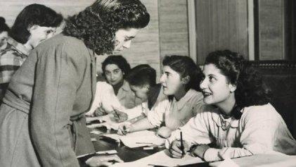 #VotoFemenino: un hecho que marcó la historia de lucha de las mujeres en el país