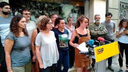 La izquierda independentista catalana decidió presentarse por primera vez a las elecciones generales