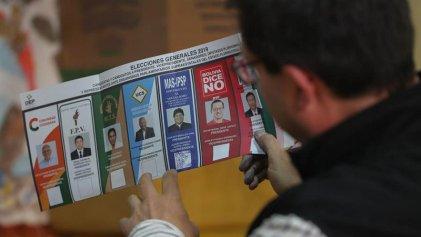 Incertidumbre en Bolivia: Evo Morales y Carlos Mesa irían a segunda vuelta