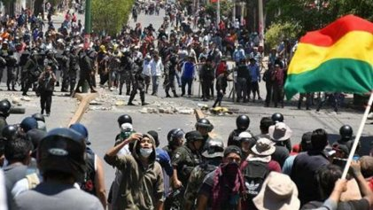 Entrevista con Javo Ferreira: ¿A dónde va la crisis política en Bolivia?