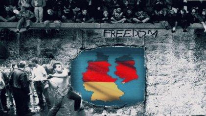 La caída del muro de Berlín: ¿el fin de la historia?