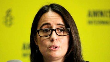 Amenazan de muerte a la directora de Amnistía Internacional tras denunciar violaciones de DD. HH. en Chile